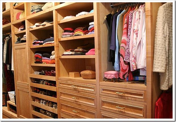 La cabina armadio un aiuto prezioso casa organizzata - Scaffali per cabine armadio ...