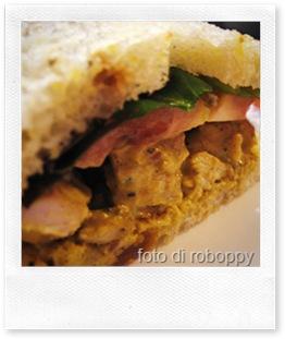 ricette estive e panini: sandwich ferragosto