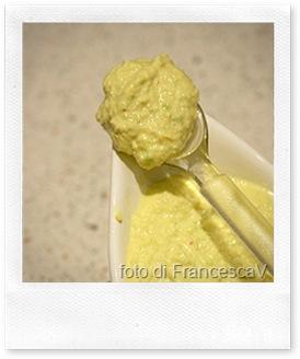 ricette veloci: la finta maionese