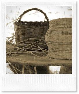 pulire e riporre i mobili di vimini da giardino