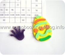 Pasqua con i bambini: uova in gomma crepla magnetiche
