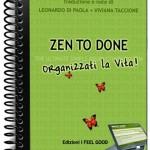 Zen to done – Organizzati la vita – IN ITALIANO