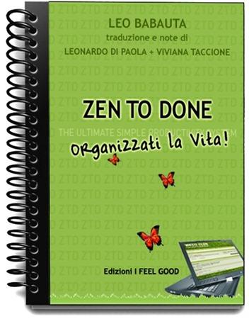 Zen to done - Organizzati la vita - IN ITALIANO