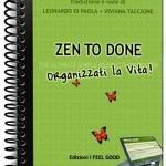 Zen to done – Organizzati la vita e lo scadenziario riciclato