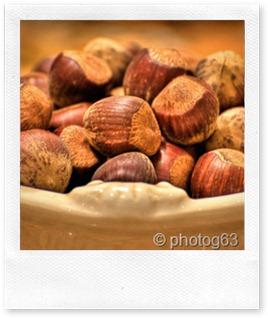 Ricette veloci: nocciomiele o miele alle nocciole