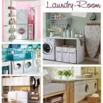 Laundry Room: come organizzare la lavanderia