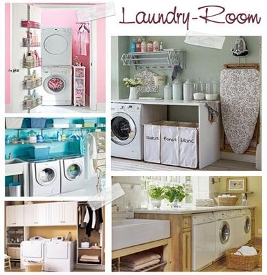 Laundry room come organizzare la lavanderia casa for Organizzare il giardino di casa