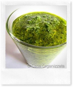 Ricette veloci: Pesto genovese delicato, senza aglio
