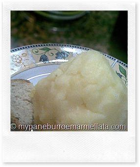 FoodBlogger del Sabato: purè vegano di Pane, Burro e Marmellata