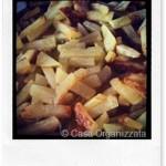 Patatine fritte in olio extravergine di oliva sono antiossidanti