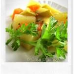 Ricette Veloci: dadolata piccante di verdure