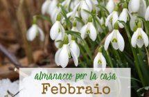 Almanacco di Febbraio per la casa