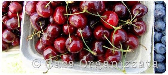 Tutti gli usi delle ciliegie ricicliamo polpa, peduncoli e noccioli