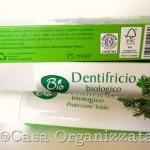 Recensione buoni prodotti: dentifricio biologico protezione totale alle 5 erbe