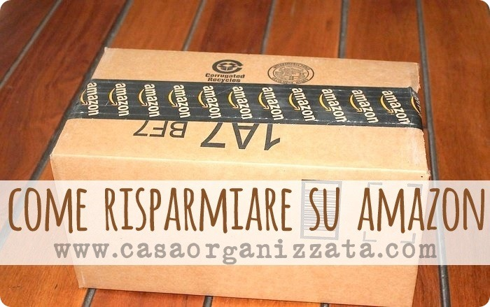 Come risparmiare su Amazon_