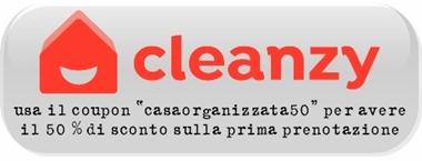 coupon sconto 50% per cleanzy.com