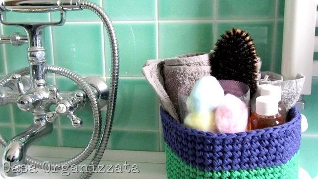 Idee intelligenti per organizzare il bagno
