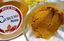Come fare la pasta di Curcuma