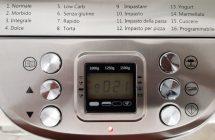 Recensione macchina del pane LIDL silvercrest SBB 850 E1