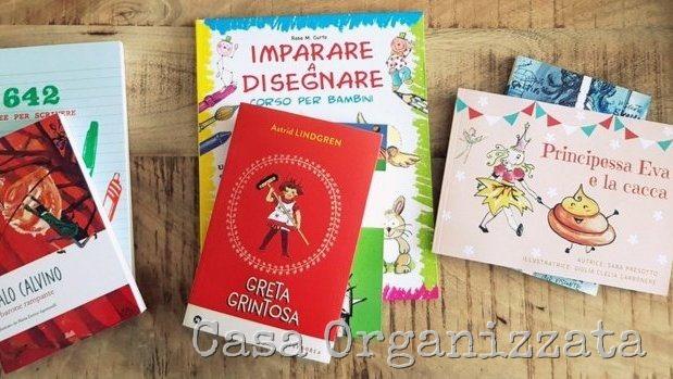 libri da mettere nella calza della befana_