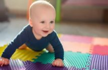 Come igienizzare i tappeti gioco in gomma dei bambini