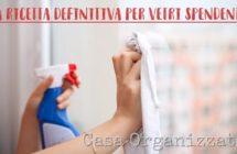 Vetri puliti con ingredienti naturali: la ricetta definitiva